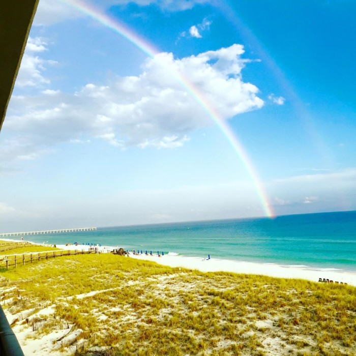 18. Thank you, Rachel Tussey, for this shot of Navarre Beach.