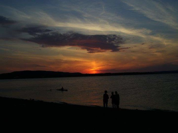 20. Just for us Minnesotans, Andrew Hyland shared this fantastic shot he took of Lake Pepin in Lake City.
