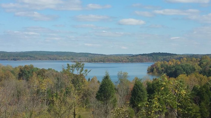 19. Stacy Stroud Slaten took the time to share a nice picture of Patoka Lake with us! Looks so relaxing!