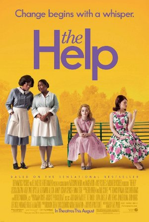 """12. Any Character from """"The Help"""""""