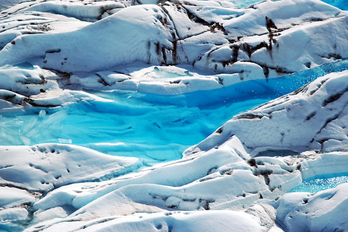 8) Over HALF of the worlds glaciers are in Alaska.