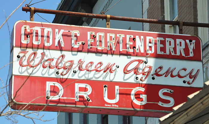13. Cook & Fortenberry Pharmacy, Columbia