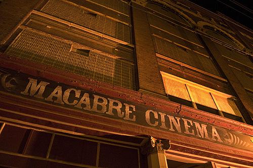 8.Macabre Cinema – Kansas City