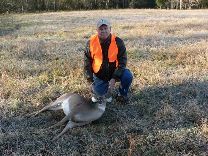 13. Tis the season…for hunting.