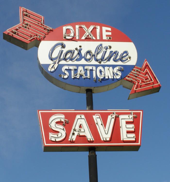 14. Dixie Gas, Meridian