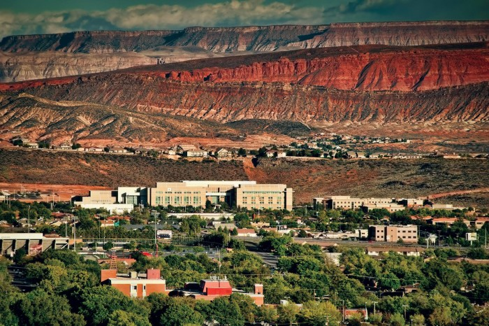 11. Dixie Regional Medical Center, St. George