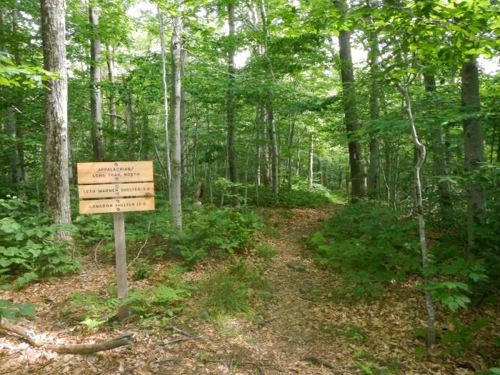 1) Bennington Triangle - Long Trail Disappearances
