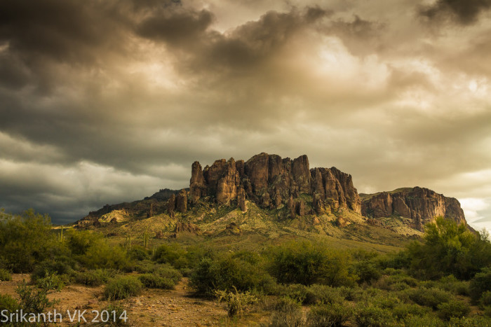 3. Jacob Waltz, Superstition Mountains