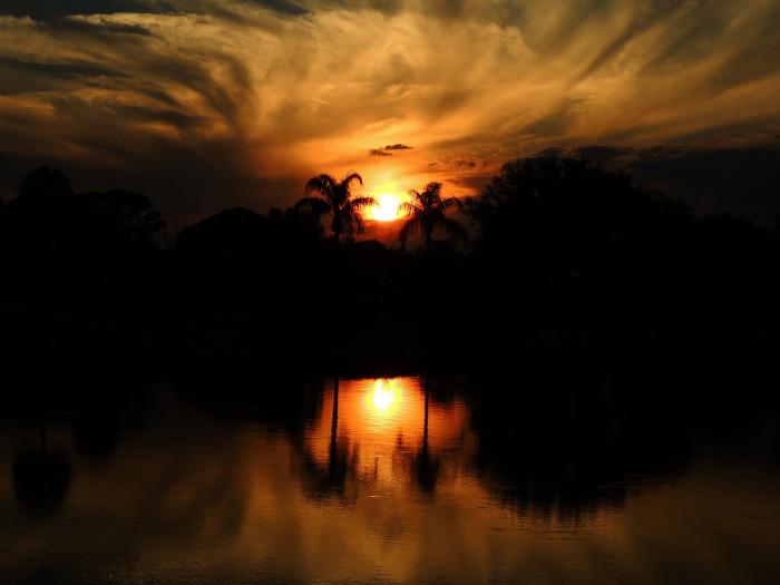 7. Bradenton Sunset