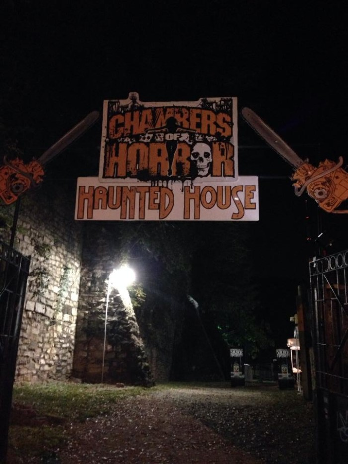 3. Chambers of Horror Atlanta Haunted House - 695 North Avenue NE, Atlanta, GA 30308
