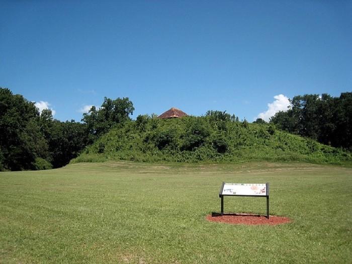 9. Moundville State Park - Moundville