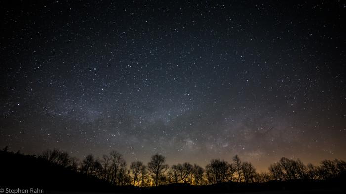 12. Milky Way in North Georgia