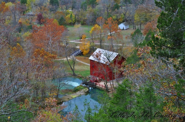 14. Thank you for this submission by Peggy Wheatley Bishop. Alley Mill and Story's School House, Eminence.