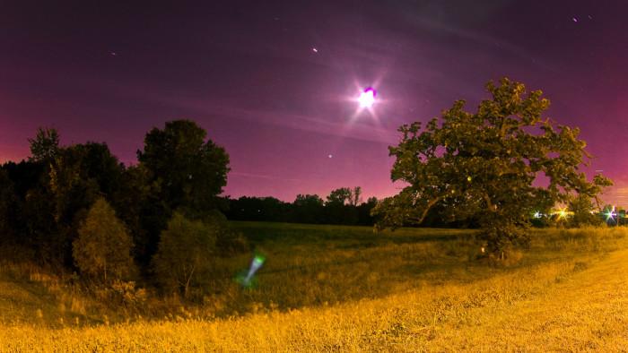 14. MWSU, St. Joseph, Purple Sky