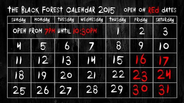 14.2. Black Forest