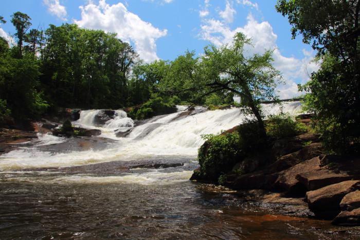 8. Towaliga Falls - Jackson, Georgia