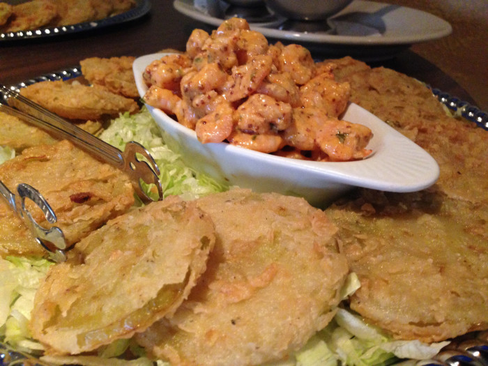 9. The world would be sad because there wouldn't be fried green tomatoes,