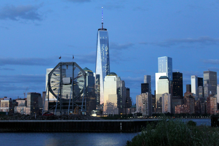 8. And we have beautiful cities!