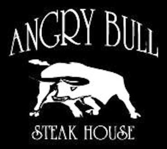 1. Angry Bull Steak House  (Huron)