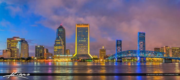 4. Jacksonville