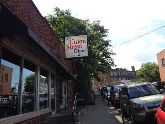 5. Union Street Diner (Athens)