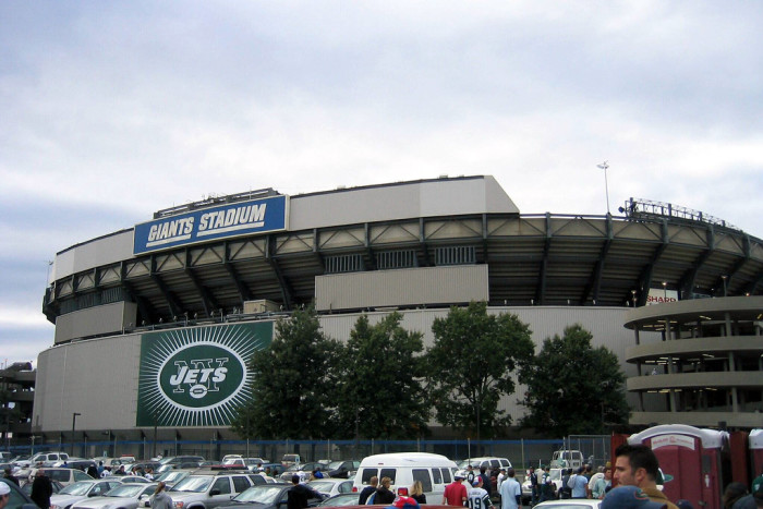 7. I'd require the Jets and Giants to have the correct name.