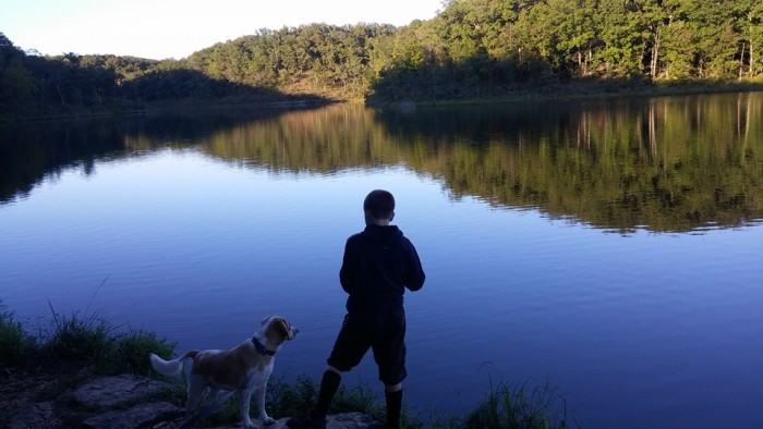 15.  Danielle McCartney captured this great shot at the Cuivre River State Park in Lincoln County.