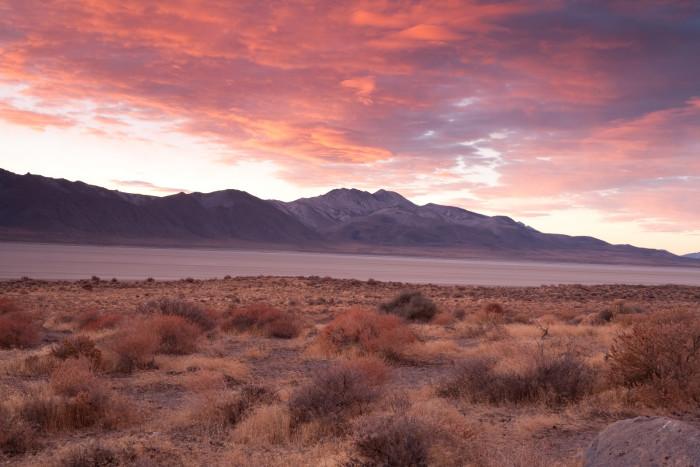 9. Black Rock Desert Wilderness