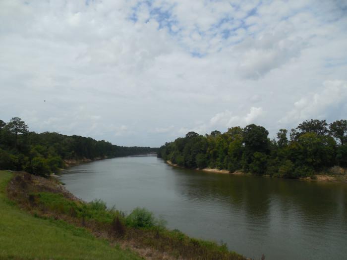 7. Black Warrior River