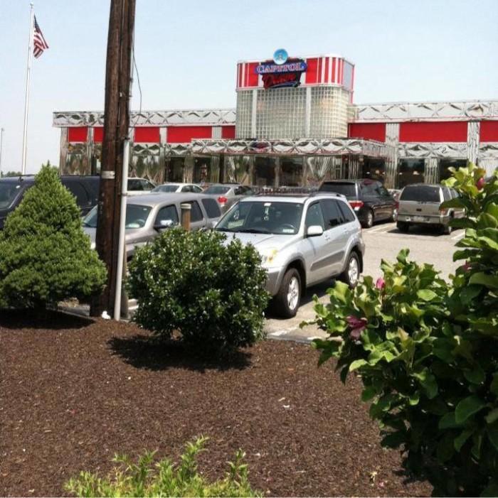7. Capitol Diner, Harrisburg