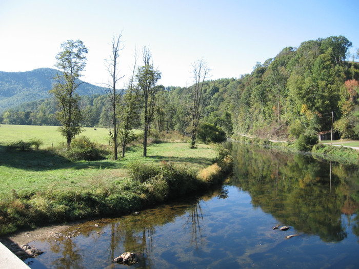 9. New River