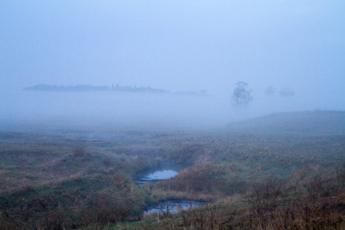 10. And Minnesota reigns supreme when it comes to a scary mist looming over the scenery.