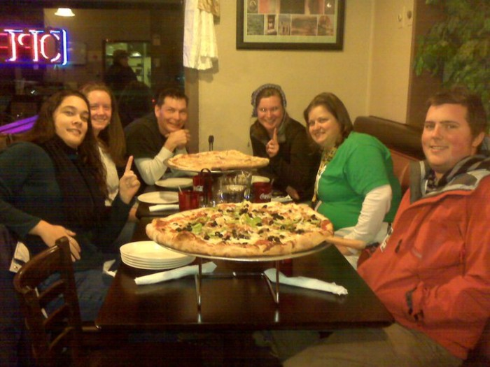 4. Colossal Carnivore Challenge at De Antonio's Pizza (Winter Park)