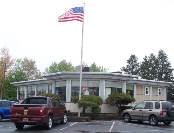 5. Queen City Diner, Allentown