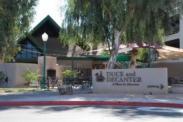 4. Duck and Decanter, Phoenix
