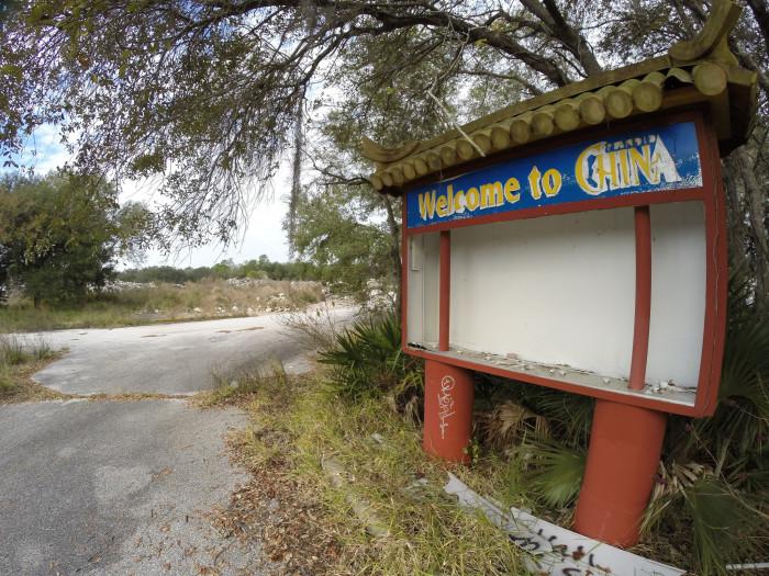 Abandoned Splendid China: