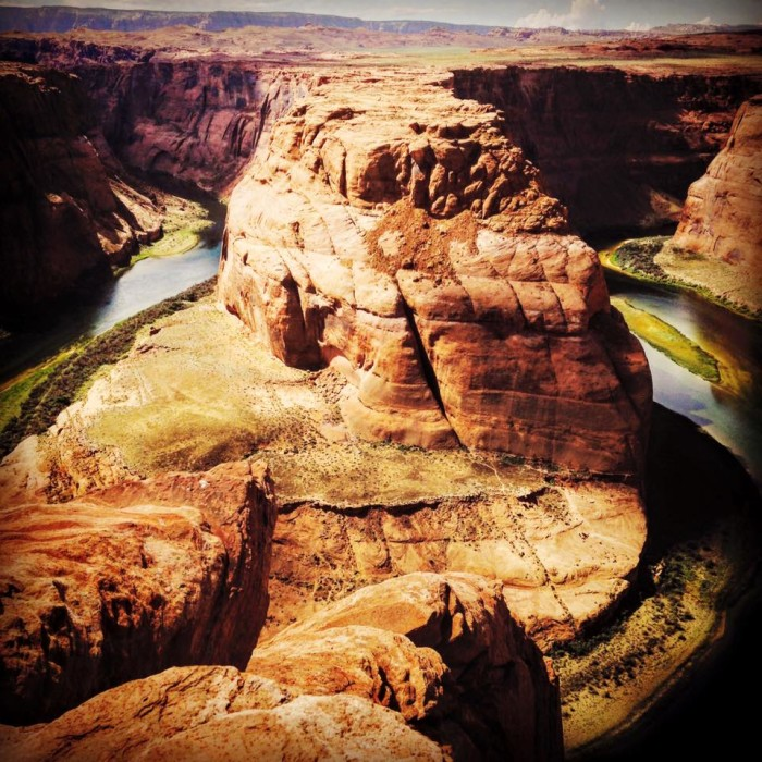 3. Ah, the ever popular Horseshoe Bend near Page is a sight that never gets old.
