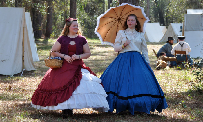 2. Southern Belle Costume