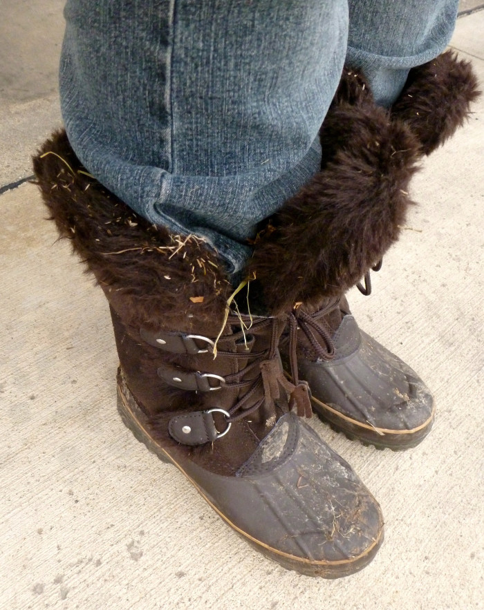 7) Speaking of gear, is it time for a new pair of boots?
