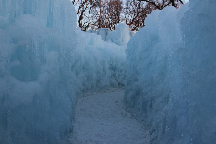 6. But I am excited for the ice castles and Winter Carnival!
