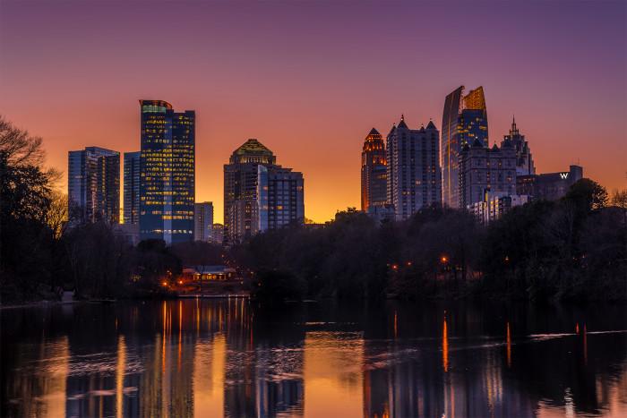 2. Piedmont Park - Atlanta
