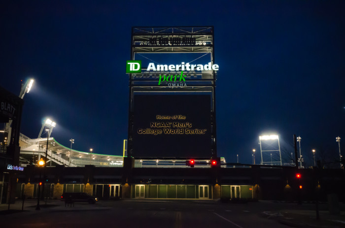 10. Where would the College World Series be held?