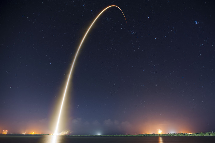 21. Spacecraft launched at the Cape Canaveral Air Force Station
