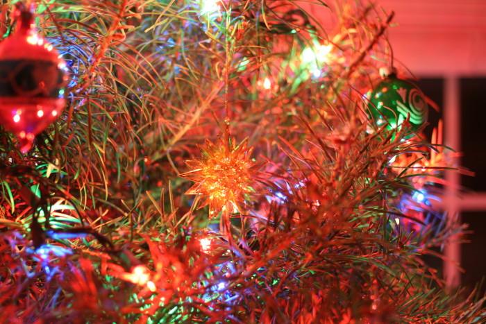 1. Christmas is just around the corner!