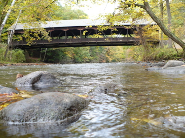6. Clear Fork Mohican River