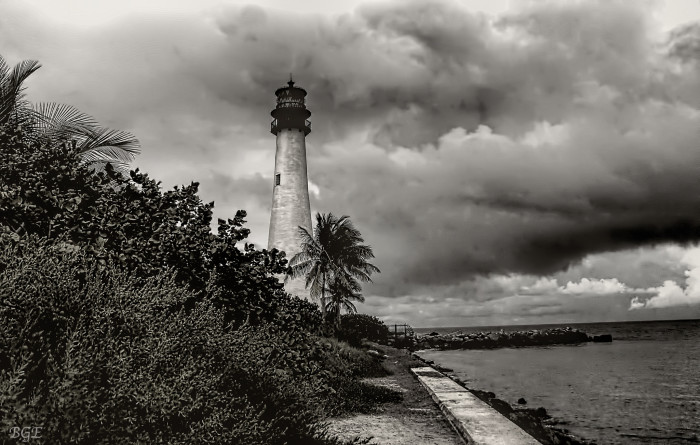 11. Cape Florida Lighthouse