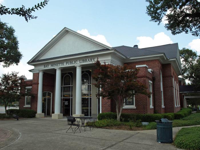 1. Bay Minette Public Library - Bay Minette