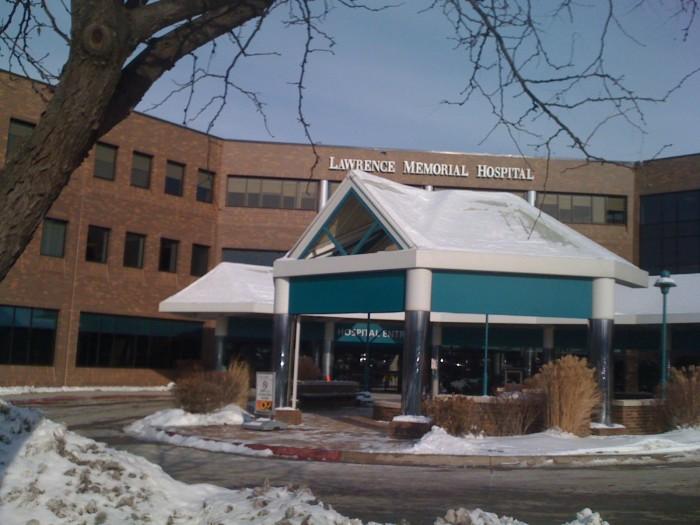 2. Lawrence Memorial Hospital (Lawrence)