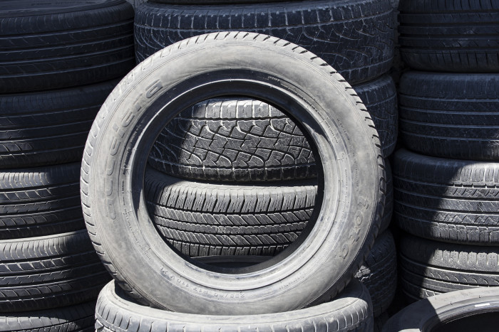4. Tires. You would be riding on horses still or you would be importing all those round shoes for your car.