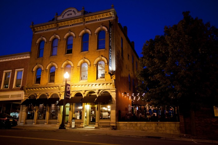 7. The City Square Steakhouse (Wooster)